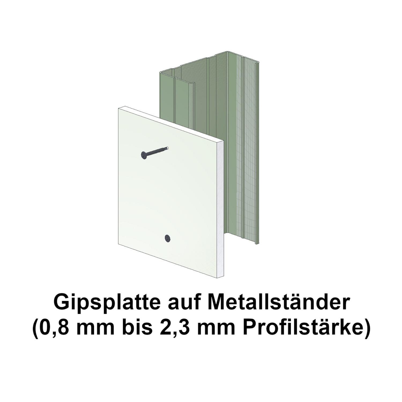 Magazinierte Schnellbauschrauben | phosphatiert | Bohrspitze | 1 Palette | 180.000 Schrauben | 3,5x25