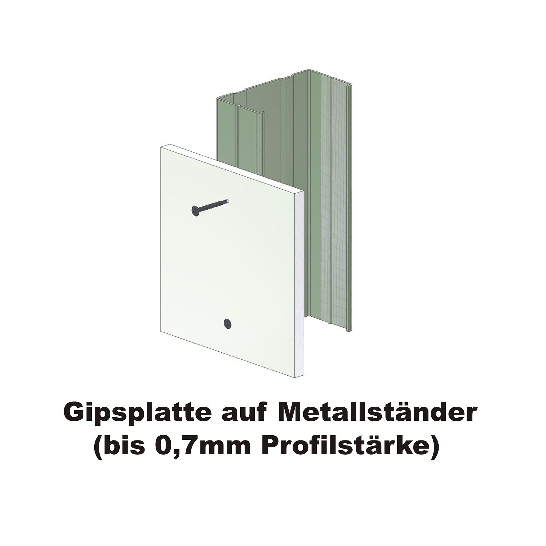 Magazinierte Schnellbauschrauben   phosphatiert   Feingewinde   1 Palette   180.000 Schrauben   3,9x45