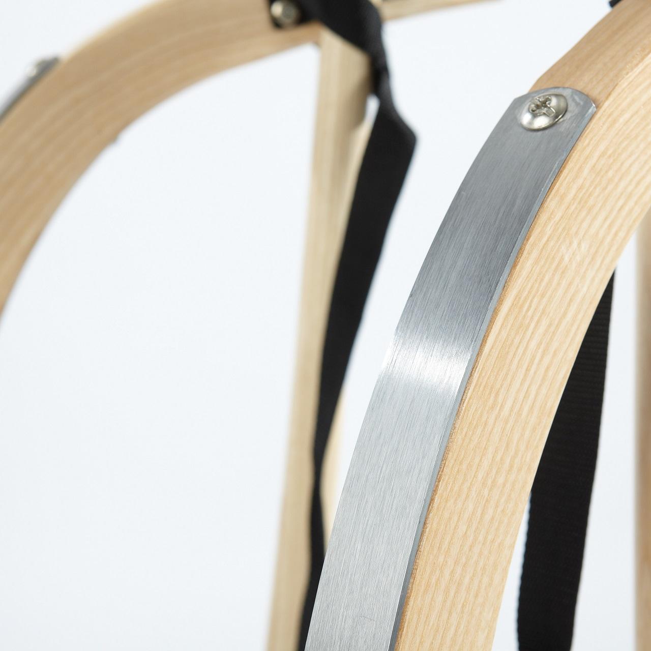 adunox® Original Tiroler 2-Sitzer Rodel